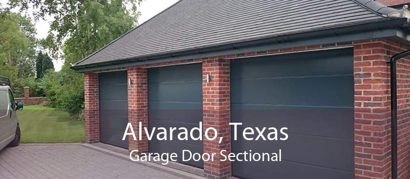 Alvarado, Texas Garage Door Sectional