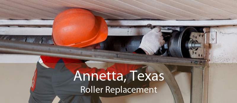 Annetta, Texas Roller Replacement