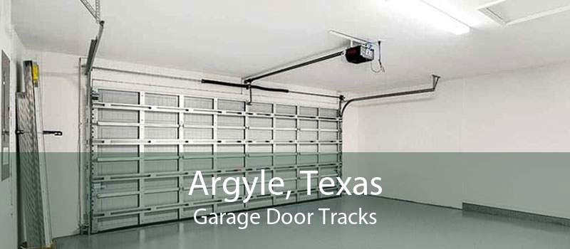 Argyle, Texas Garage Door Tracks