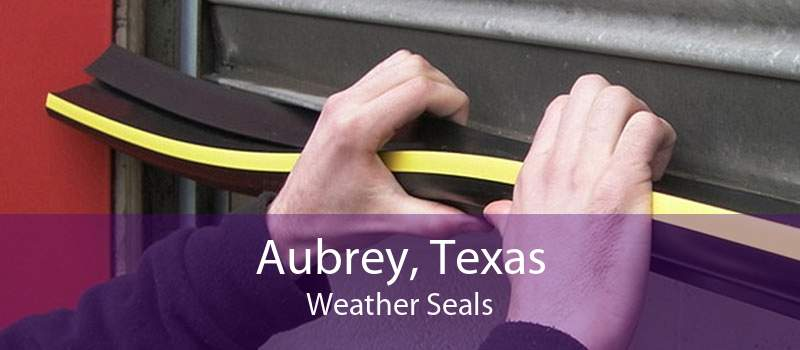 Aubrey, Texas Weather Seals