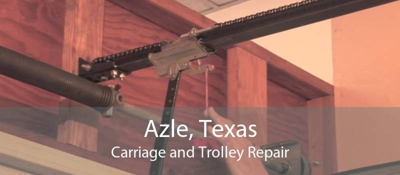 Azle, Texas Carriage and Trolley Repair