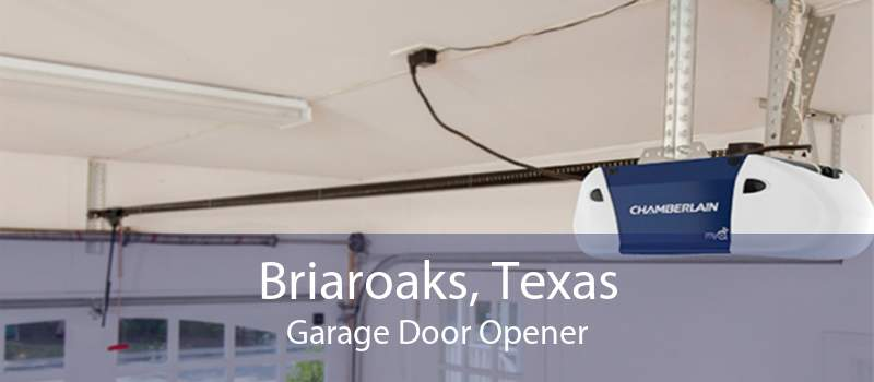 Briaroaks, Texas Garage Door Opener