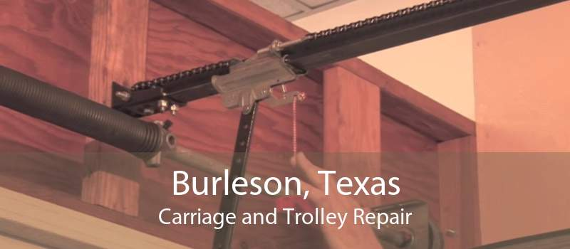 Burleson, Texas Carriage and Trolley Repair