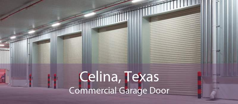 Celina, Texas Commercial Garage Door