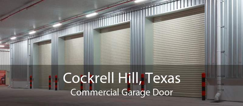 Cockrell Hill, Texas Commercial Garage Door