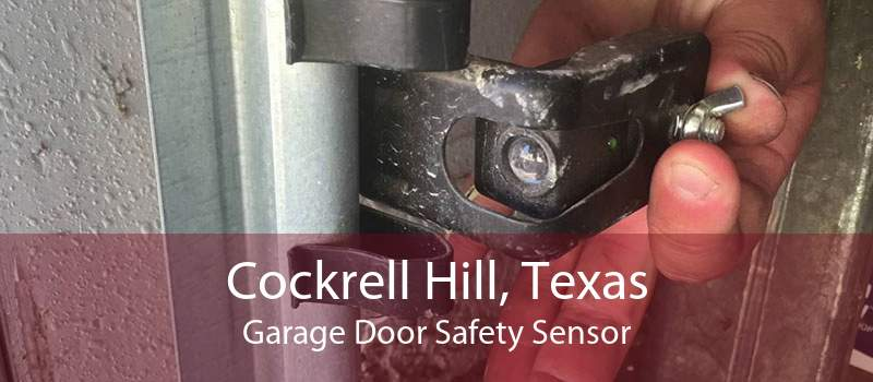 Cockrell Hill, Texas Garage Door Safety Sensor