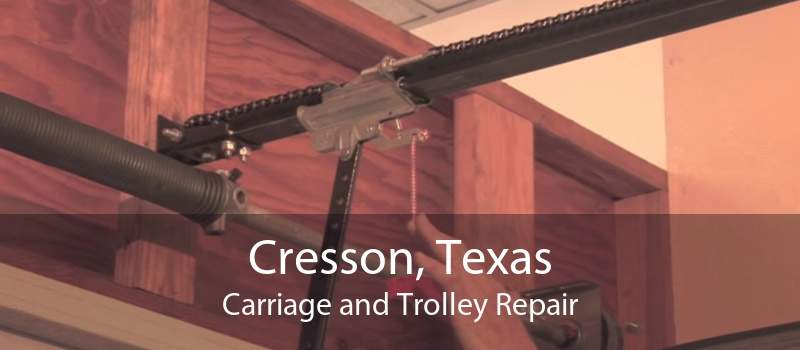 Cresson, Texas Carriage and Trolley Repair