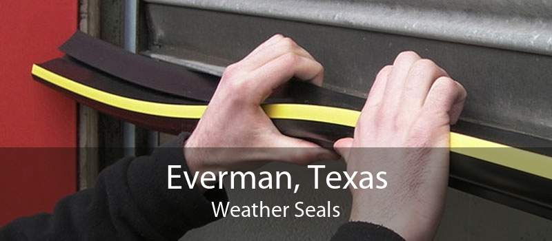 Everman, Texas Weather Seals