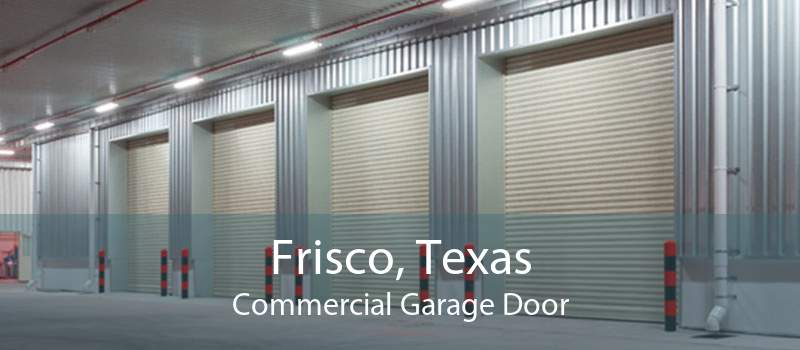 Frisco, Texas Commercial Garage Door