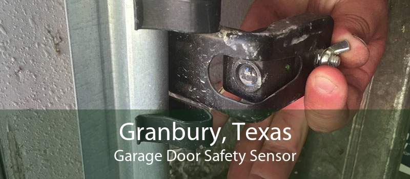 Granbury, Texas Garage Door Safety Sensor