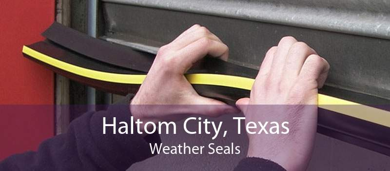 Haltom City, Texas Weather Seals