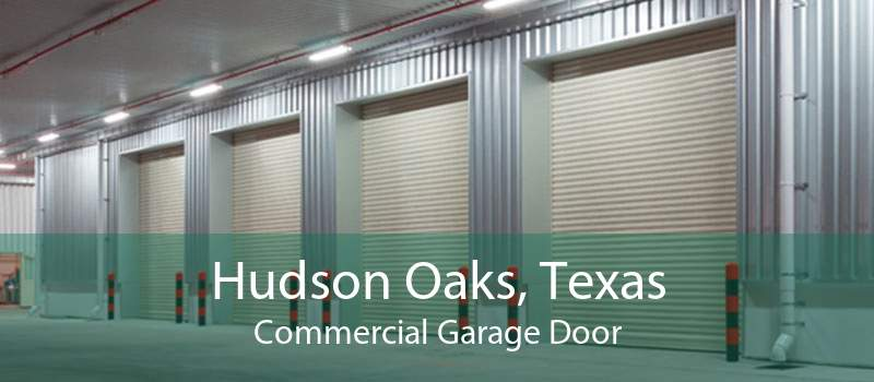 Hudson Oaks, Texas Commercial Garage Door
