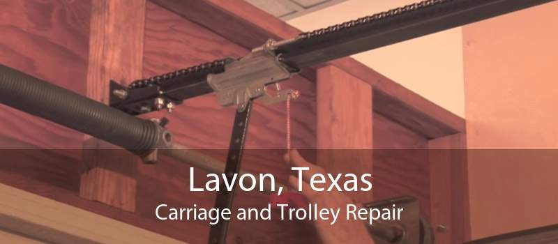 Lavon, Texas Carriage and Trolley Repair