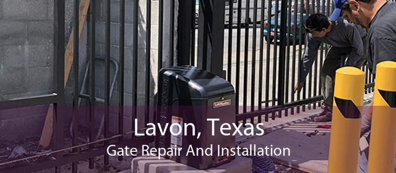 Lavon, Texas Gate Repair And Installation