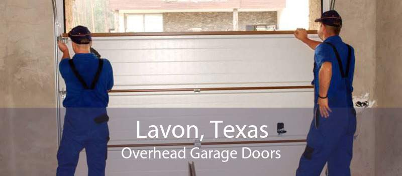 Lavon, Texas Overhead Garage Doors