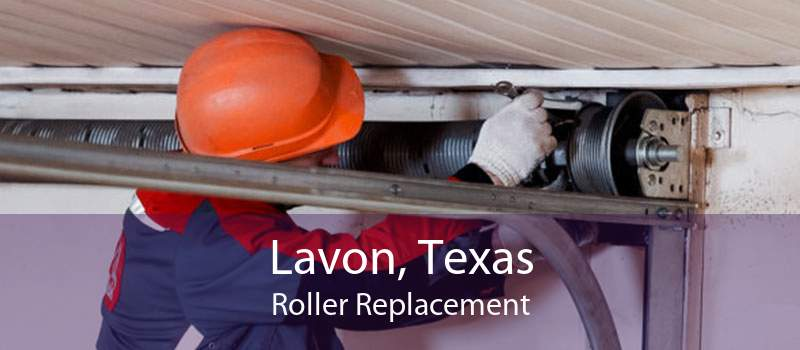 Lavon, Texas Roller Replacement