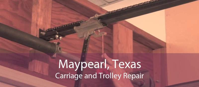 Maypearl, Texas Carriage and Trolley Repair