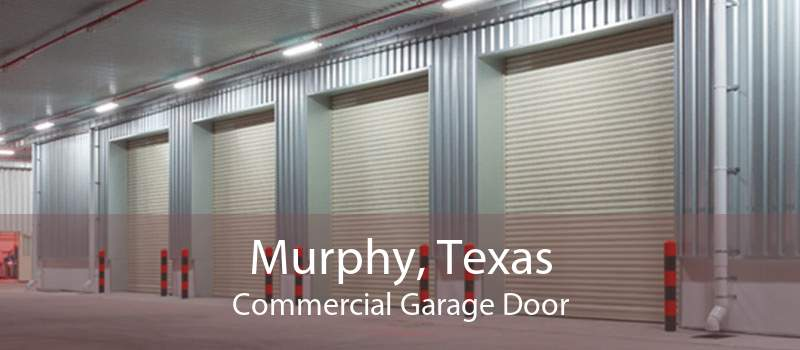 Murphy, Texas Commercial Garage Door