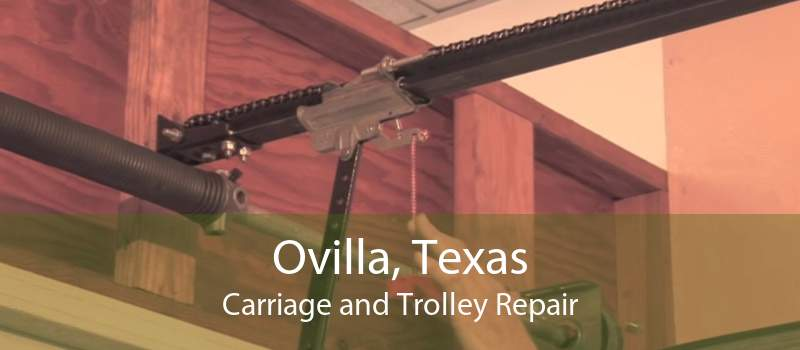 Ovilla, Texas Carriage and Trolley Repair