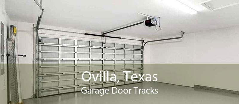 Ovilla, Texas Garage Door Tracks