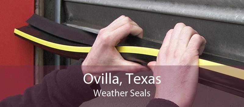 Ovilla, Texas Weather Seals