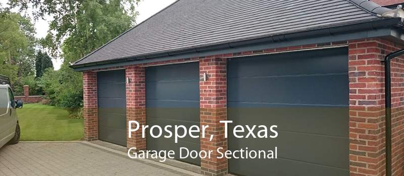 Prosper, Texas Garage Door Sectional