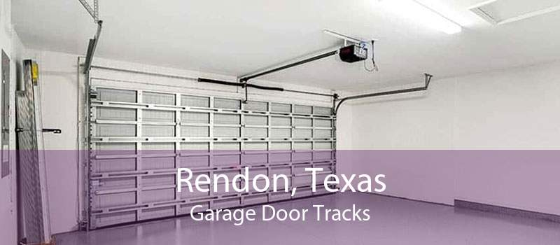 Rendon, Texas Garage Door Tracks
