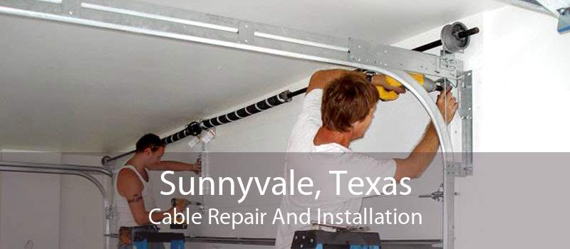 Sunnyvale, Texas Cable Repair And Installation