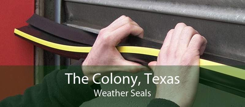 The Colony, Texas Weather Seals