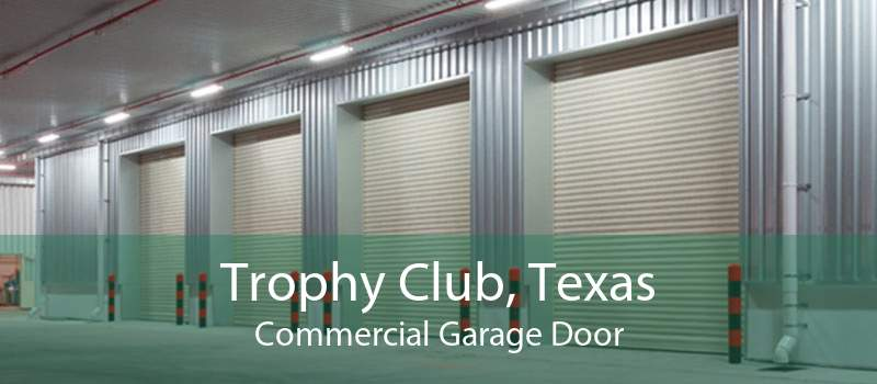 Trophy Club, Texas Commercial Garage Door