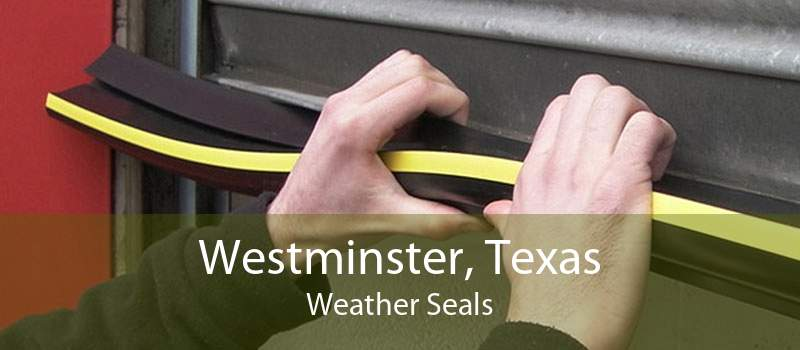 Westminster, Texas Weather Seals