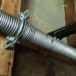 Garage Door Springs Wear Tear in Anna