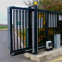 Automatic Gate in Azle