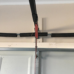 Garage Door Safety Inspection in Anna