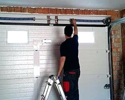 Sectional Garage Door Repair in Prosper