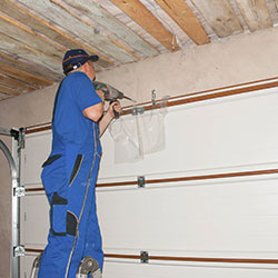garage door repair in Highland Village